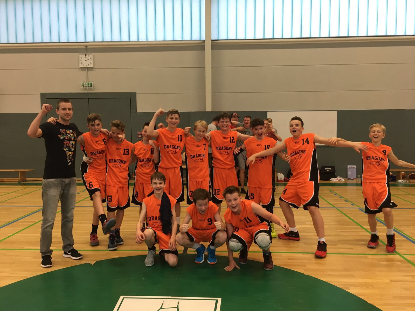 Rhöndorf Basketball