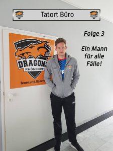 Dragons Rhondorf 2 Basketball Bundesliga Prob Tatort Buro