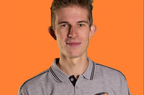 Assitant Coach Julius Thomas Portrait