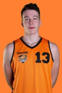 #13 Simonas Lukosius